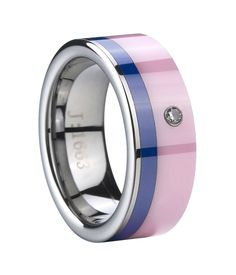 Young Men's Fashion Tips | New Material New Trend — Ceramic Ring, Young Men's Favorite Choice