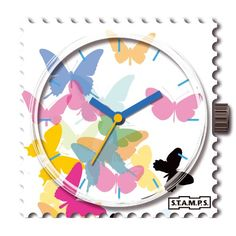 STAMPS WATCHES.