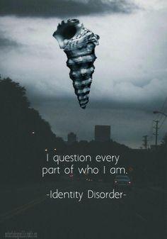 Identity Disorder -Of Mice & Men