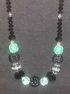 Fashion Jewelry Hospitable Gemstone Necklace Natural Tourmaline Gemstone Jewelry Beaded Handmade Jewelry