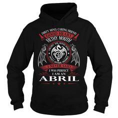 ABRIL Good Heart - Last Name, Surname TShirts