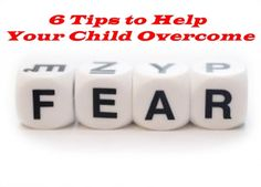 Tips for overcoming childhood fears! #parenting Repinned by Apraxia Kids Learning. Come join us on Facebook at Apraxia Kids Learning Activities and Support- Parent Led Group.