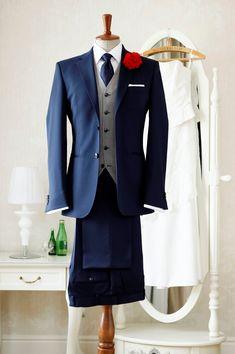 Groom Wedding Dress, Wedding Suits, Wedding Attire, India Fashion Men, Mens Fashion, Fashion Outfits, My Unique Style, Civil Wedding, Classy Men