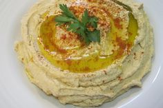 HUMMUS, also know as CHICK PEA DIP! Recipe To Make Hummus, Some Recipe, Organic Recipes, Vegan Recipes, Cooking Recipes, Ethnic Recipes, Quotes French, A Food, Food And Drink