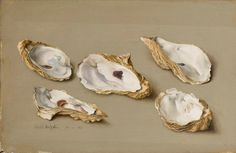 Eliot Hodgkin (1905-1987) - Five Oyster Shells faabf095897