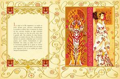 Tigre le Dévoué by SHEN Qifeng  Illustrated by Agata Kawa
