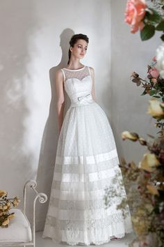 I LOVE my dress...but if I was forced to pick a backup...this would be it. Reminds me of Julia Roberts in Runaway Bride