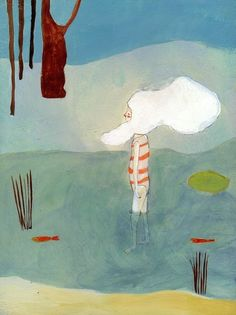 Paola Zakimi (Holli) - QUilpo ll , Print 4x6 inches