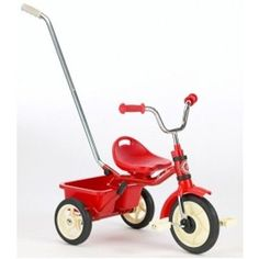Mimi Toys - Buy Italtrike Classic Line Transporter Passenger Red by Italtrike from Mimitoys