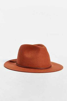 Brixton Wesley Wide Brim Fedora - Urban Outfitters
