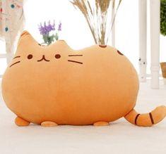 Pillow - Kawaii Cushion Plush Cat Pillow