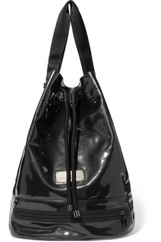 ADIDAS BY STELLA MCCARTNEY Embroidered Satin-Twill Tote.   adidasbystellamccartney  bags  shoulder bags  hand bags  tote      Pinterest   Stella McCartney, ... 7dfcaea2fe