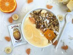 Orange Creamsicle Smoothie Bowl - Justin's