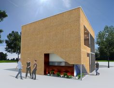 https://flic.kr/s/aHskgBYV8N | Módulo Habitacional - Bim Bon 2015