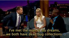 Remember when Anna revealed she knew the two were meant to be when she realized they both have dead bug collections? | 21 Times Chris Pratt And Anna Faris Revived Our Faith In Love