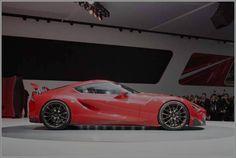 2018 Toyota Supra Engine Details Leak