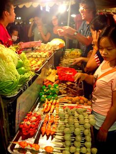 Phnom Penh Night Market - Imgur   - Explore the World with Travel Nerd Nici, one Country at a Time. http://TravelNerdNici.com