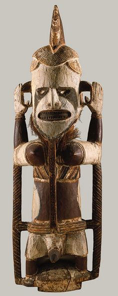 Figure (uli) [Mandak-Barak area, Lelet Plateau, Central New Ireland] (1977.455) | Heilbrunn Timeline of Art History | The Metropolitan Museum of Art