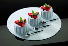 Zieher 'Dresscoat' porcelain plates