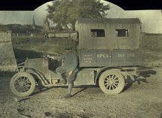 Original color photos taken by the French Army in WWI. Find out more at http://www.worldwaronecolorphotos.com