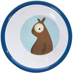 bowl beaver in melamine