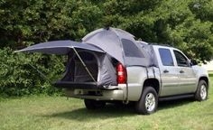 Sportz Avalanche Truck Tent Set up camp wherever your truck will take you with…