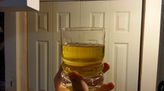 This is what Skyrim's honningbrew mead looks like