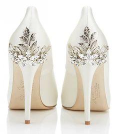 www.weddbook.com everything about wedding ♥ Gorgeous Wedding Shoes by Harriet Wilde #weddbook #wedding #fashion #shoes