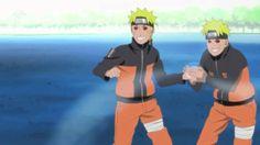 Brother my Brother - Naruto vs Naruto..?