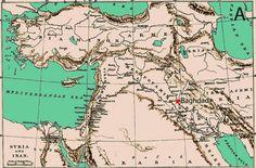 Las crónicas árabes permiten reconstruir el clima del pasado.