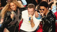 Welcome to NewsDirect411: Beyonce And Bruno Mars Perform At Super Bowl Show....