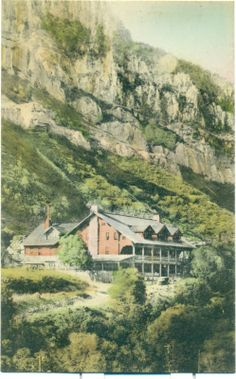 The Hermitage Ogden Canyon Utah