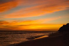 Photo of Lovers Beach at sunset. Enjoy! #LosCabos #BestOfCabo