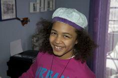 My daughter's priceless smile