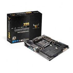 NEW Product Alert:  ASUS SABERTOOTH X99 Intel X99 LGA 2011-v3 ATX motherboard  https://pcsouth.com/intel-single-cpu-motherboards/222363-asus-sabertooth-x99-intel-x99-lga-2011-v3-atx-motherboard-intel-single-proc-mb-asus-4712900024326.html