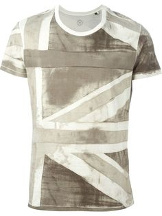 Belstaff Camiseta Com Estampa - Eraldo - Farfetch.com 760c7a6715510