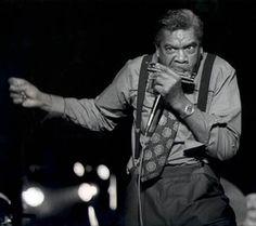 "Allen George Smith aka George ""Harmonica"" Smith 1924 - 1983"