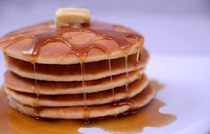 #pancakes how we like them
