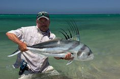 Baja Beach Rooster Fish (Pez Gallo) with Stacy Corbin