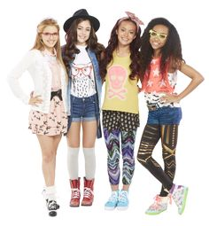 Being nerdy isn't the insult it used to be. Now it's a badge of honor. Nerdy is the new cool. Totes! And Netflix's original show Project Mc2 is the result.