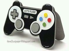 Game remote card