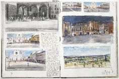 Carlos Ferguson - Artwork Archive - Sketchbook