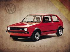 volkswagen golf gti 5 door 1976 1981 mk1 volkswagen. Black Bedroom Furniture Sets. Home Design Ideas