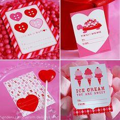 75 Valentines Day Free Printables