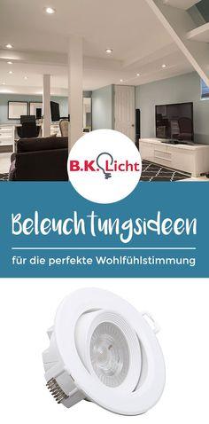 10x 5W LED Einbauleuchte Decken Spot Einbauspot Küche SMD Warmweiß Licht Set