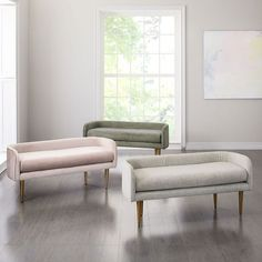 West Elm offers modern furniture and home decor featuring inspiring designs and colors. Create a stylish space with home accessories from West Elm. Furniture, Bed Bench, Room, Bedroom Bench Modern, Home Furniture, Furniture Decor, Oversized Furniture, Home Decor, Upholstered Bench