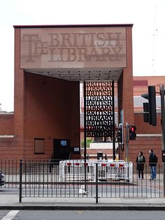 187 - The British Library by Randomly London, via Flickr
