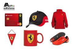 Ferrari Merchandsie