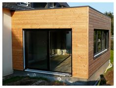 1000 images about extensions bois on pinterest for Cube agrandissement maison