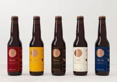 Cargo Brewery branding by makebardo. Super tight !